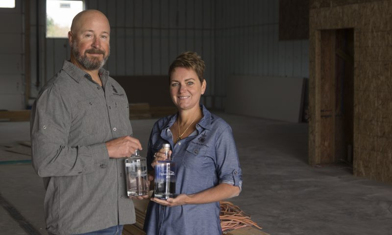 Distillery Dreams Do Come True New World Distillery