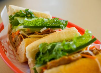 Banh-mi. Photo: Talyn Sherer