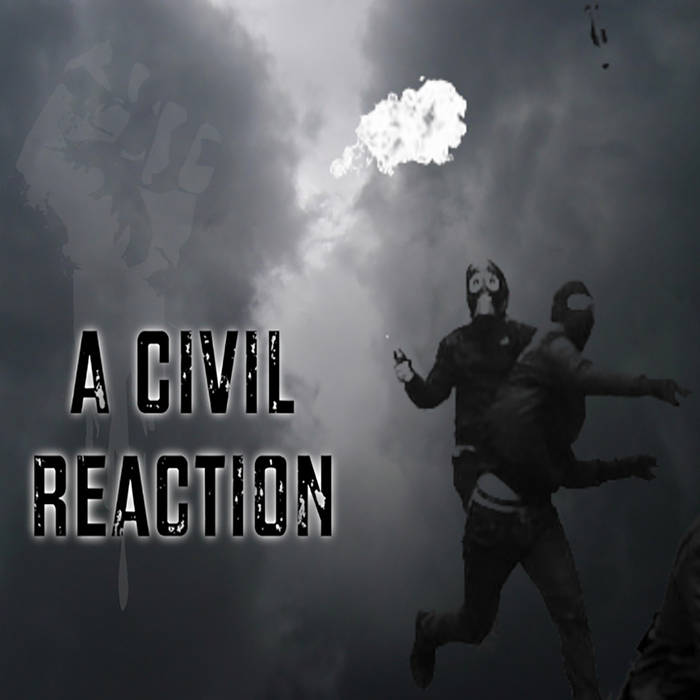 Local Review: A Civil Reaction – Self-Titled