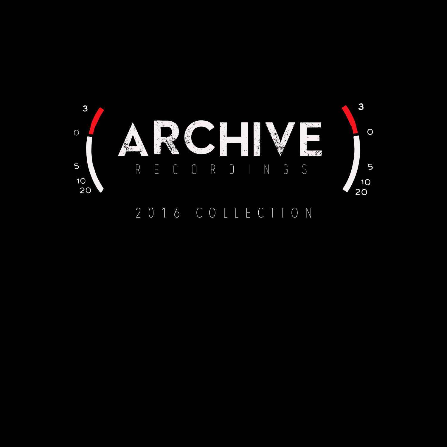 Archive Recordings 2016 Collection