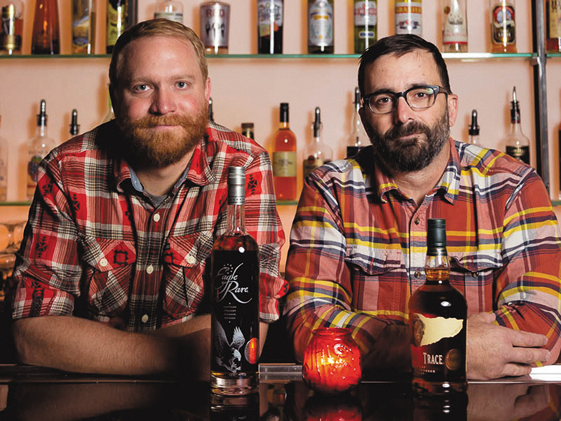 Buffalo Trace Bourbon: A Step Up with Bar-X