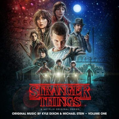 Kyle Dixon & Michael Stein | Stranger Things Vol. I (OST) | Lakeshore Records