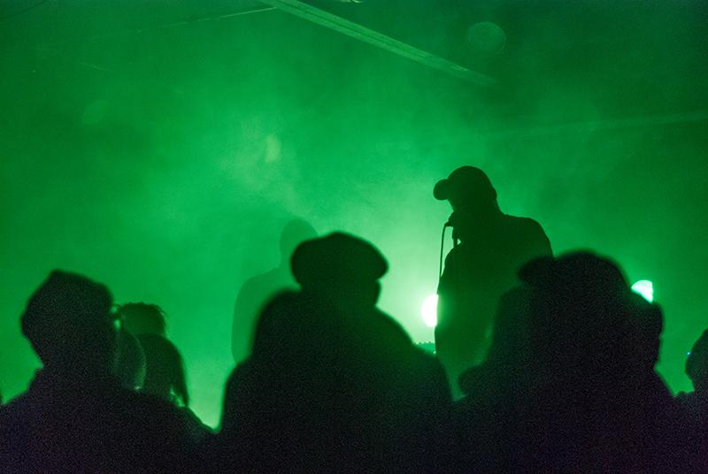 Tobias Sinclair, lead singer of Soft Kill. Photo: rachelmolenda.com