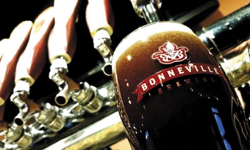 Sir Malcom's Stout   Bonneville Brewing