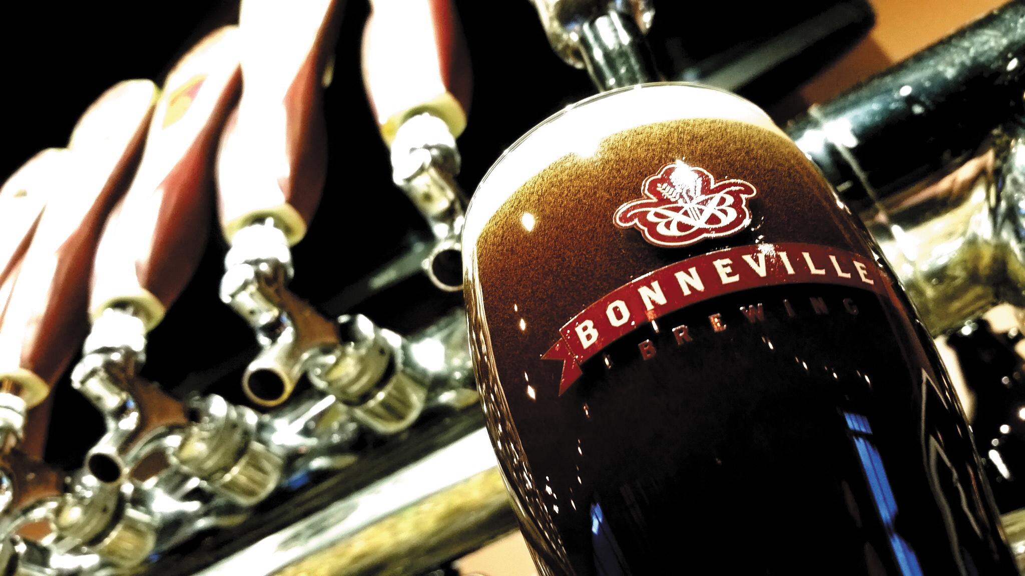 Sir Malcom's Stout | Bonneville Brewing