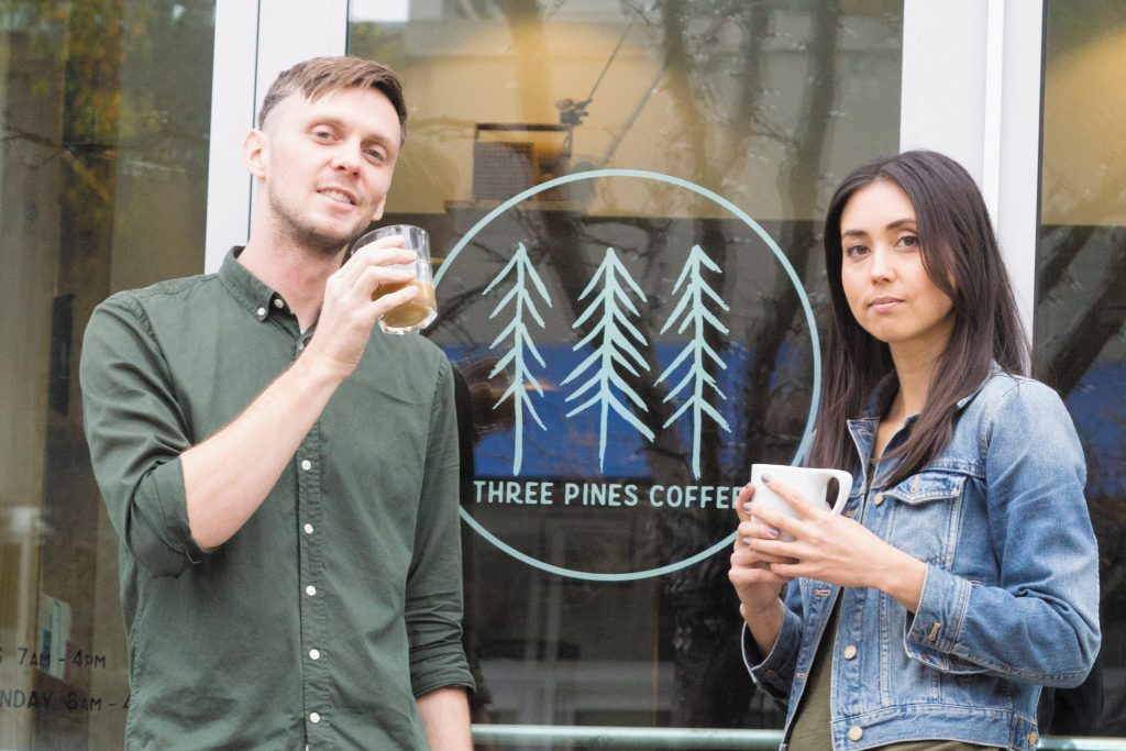 The Science of Coffee: Three Pines Carves a Niche in the Local Scene
