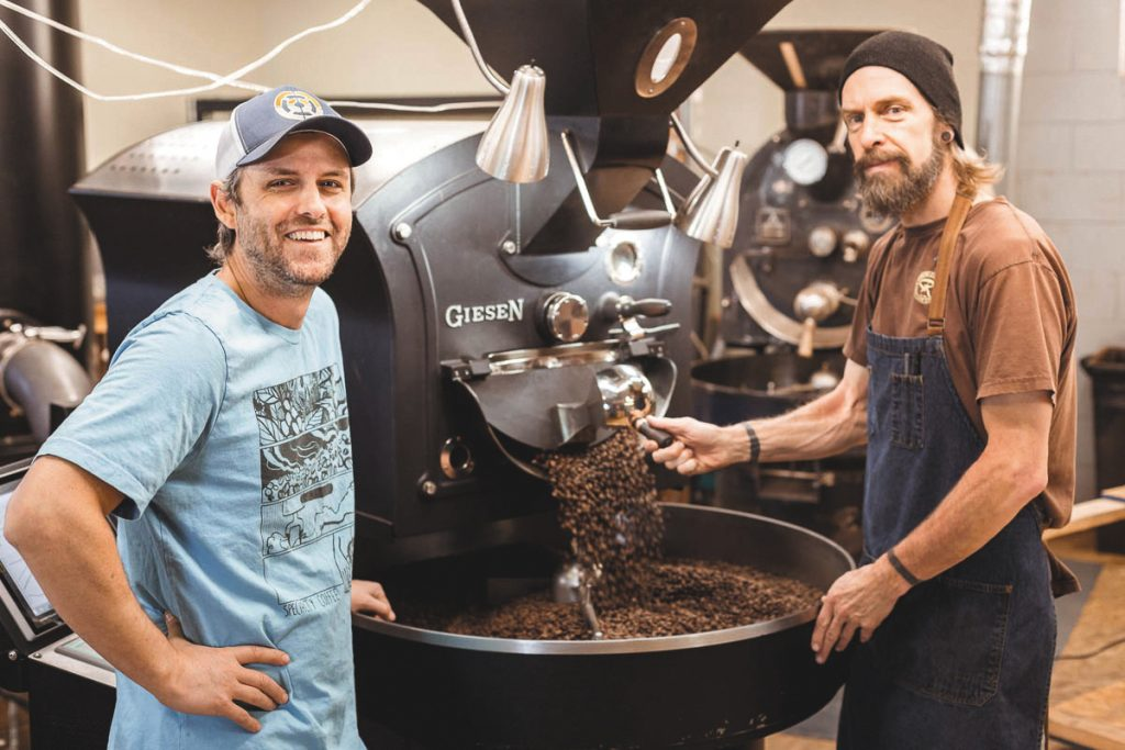 Keeping Coffee Local: Rimini Coffee's Mark Wilson
