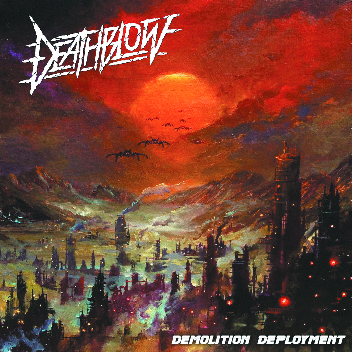 Deathblow | Demolition Deployment | Self-Released