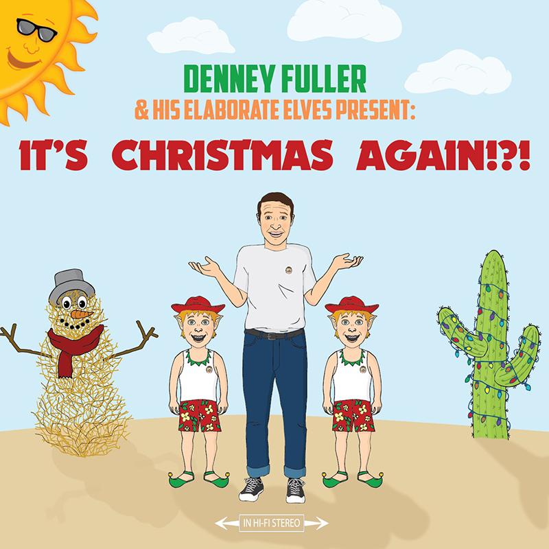 Denney-Fuller-&-His-Elaborate-Elves-It's-Christmas-Again!?!