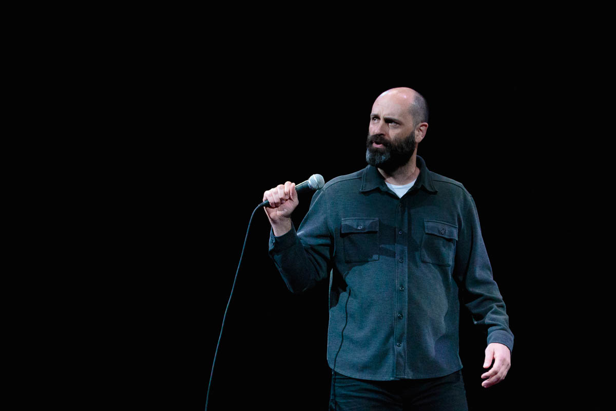 Ted Alexandro gives his take on his experiences as a music teacher. Photo: Lmsorenson.net