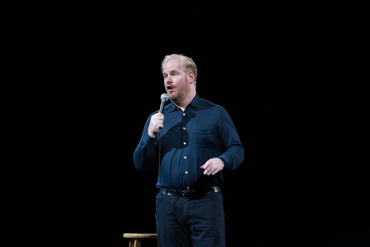 Jim Gaffigan shares his previous assumptions on General Conference. Photo: Lmsorenson.net