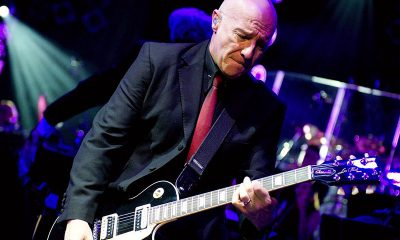Midge Ure hits The Complex on Tuesday, Jan. 17.