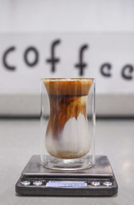 Formerly a La Barba location, Coffee Lab is a brand-new project that fell completely into Zivny's lap.