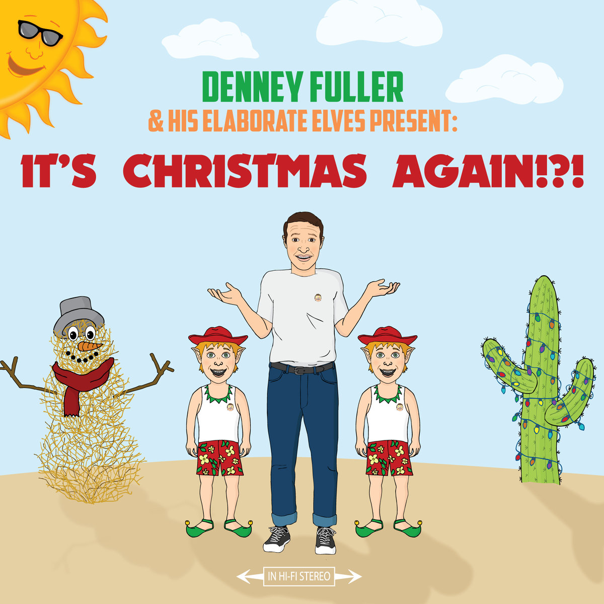Denney Fuller and His Elaborate Elves | It's Christmas Again?!