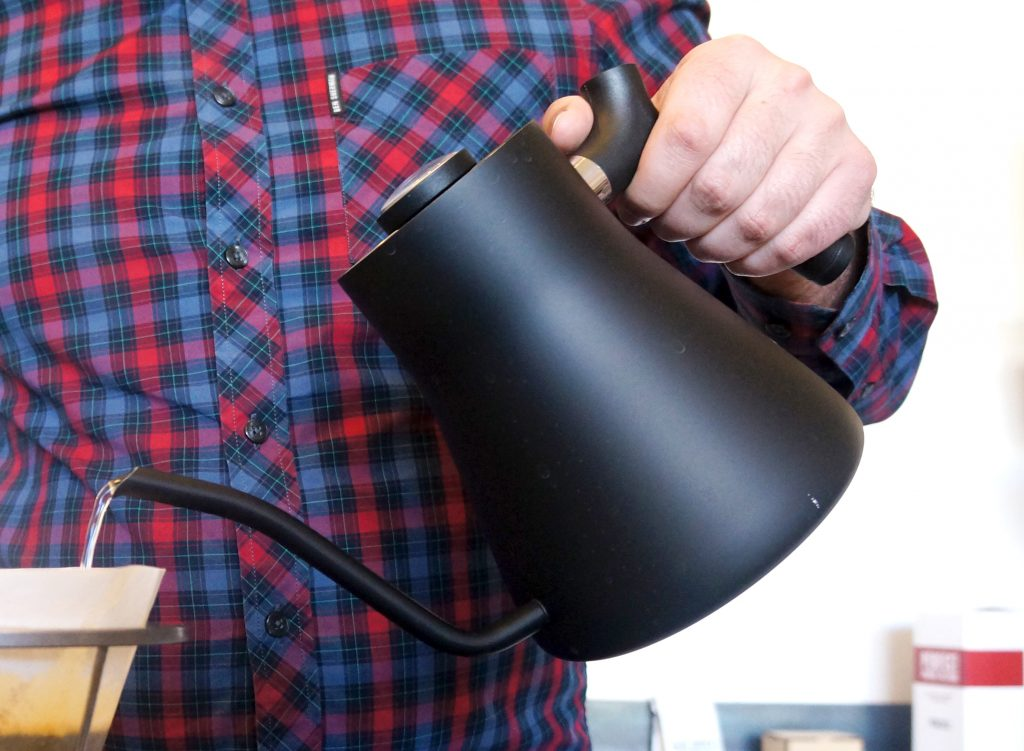 The Geometry of Pheonix & Stagg: Pour-Over Coffee with St. Anthony Industries & Fellow Products