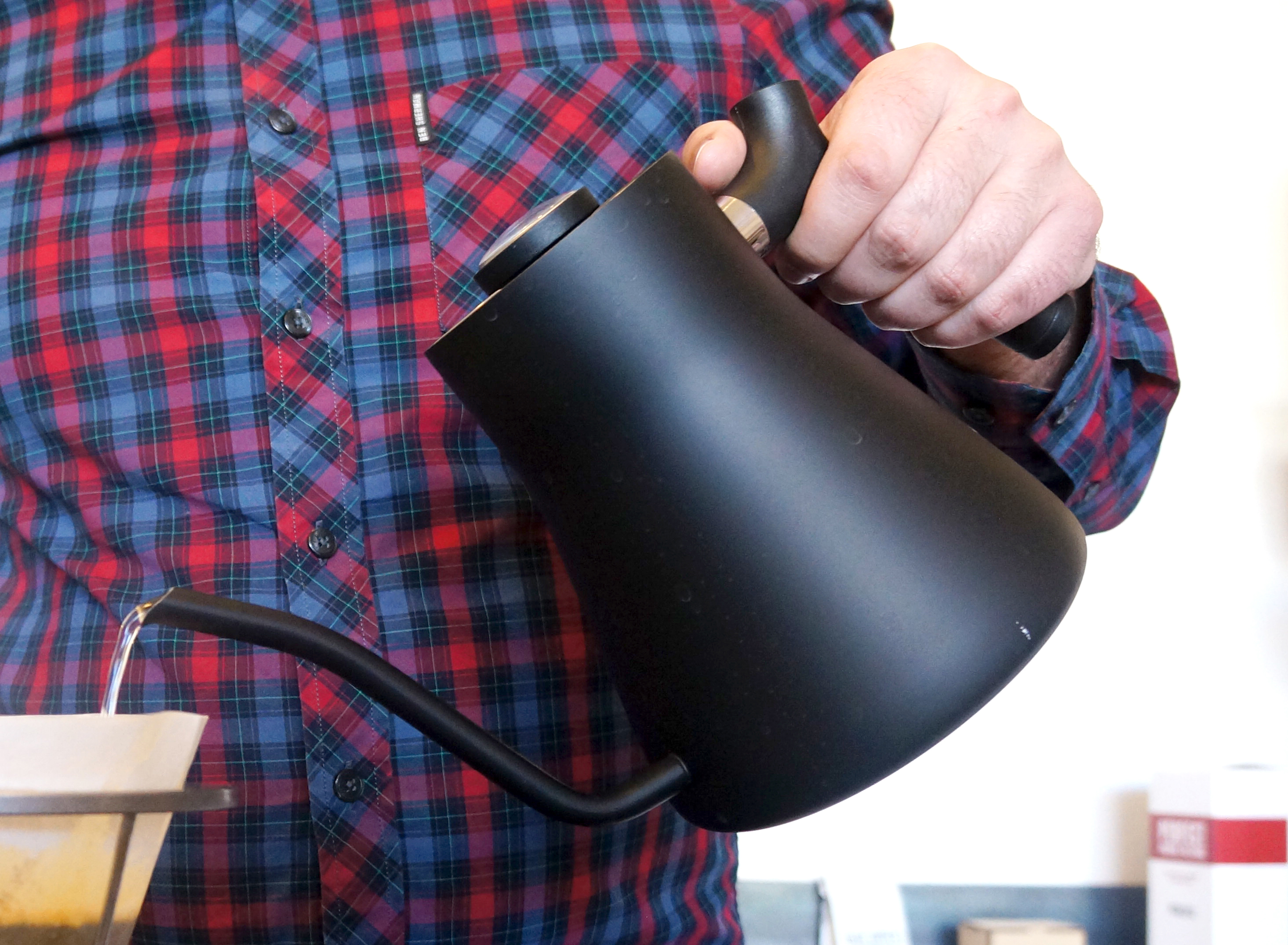 Fellow Products' Stagg-Kettle.