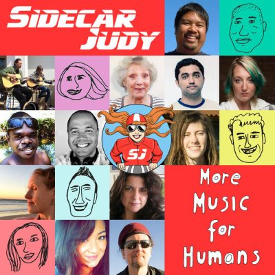 Sidecar Judy | More Music For Humans | Self-Released