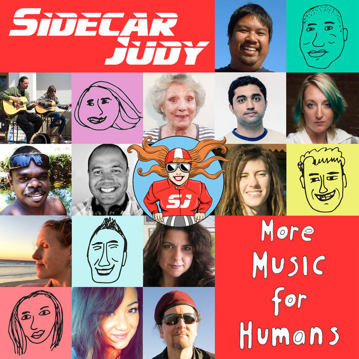 Local Review: Sidecar Judy – Music For Humans + 