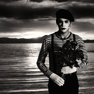 The Rose Phantom   Wicked Flowers