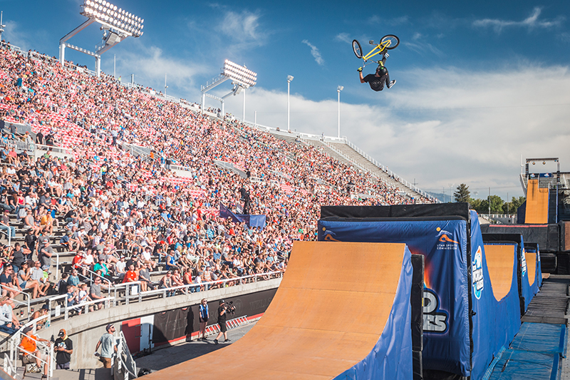 Nitro World Games 2016.
