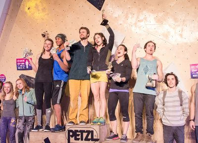 Matt Fultz and Alex Puccio take home the first prizes. Photo: ColtonMarsalaPhotography.com