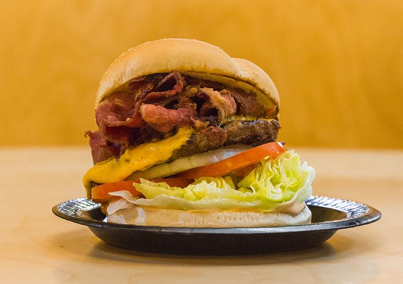 Follow the Flame: Apollo Burger