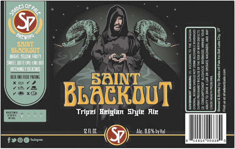Beer of the Month: Saint Blackout