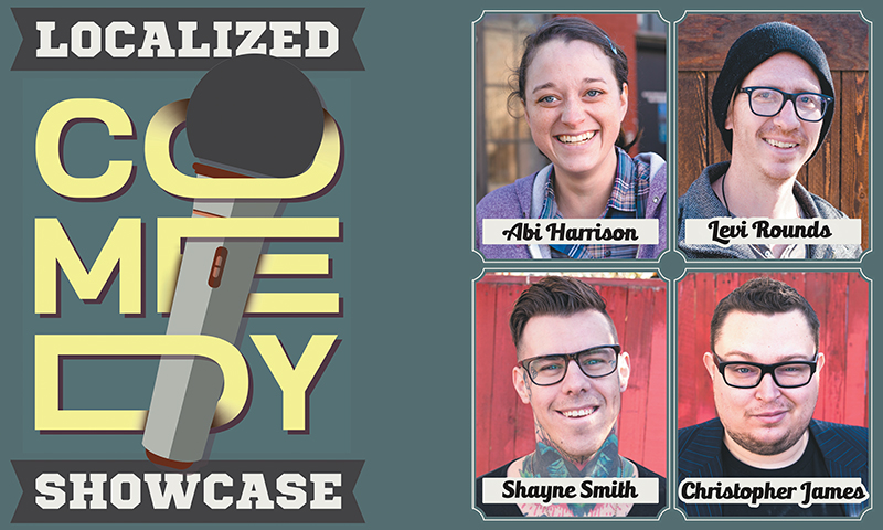 Localized: Comedy Showcase