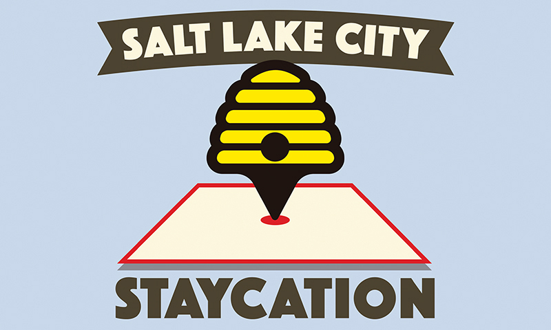 Salt Lake City Staycation