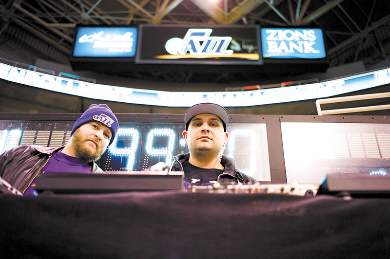 Mike Brown: Jumbotrons and DJ Juggy – A Utah Jazz Love Story
