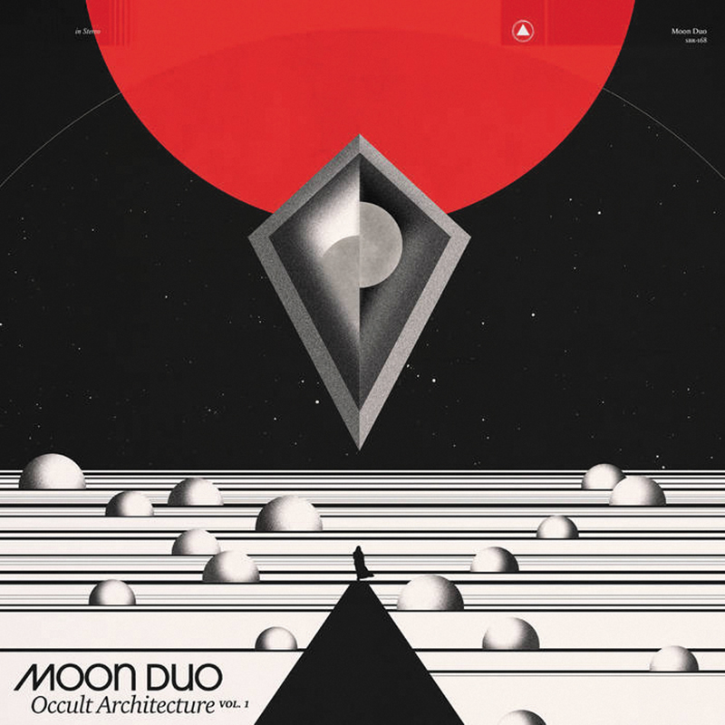 Review: Moon Duo – Occult Architecture Vol. 1
