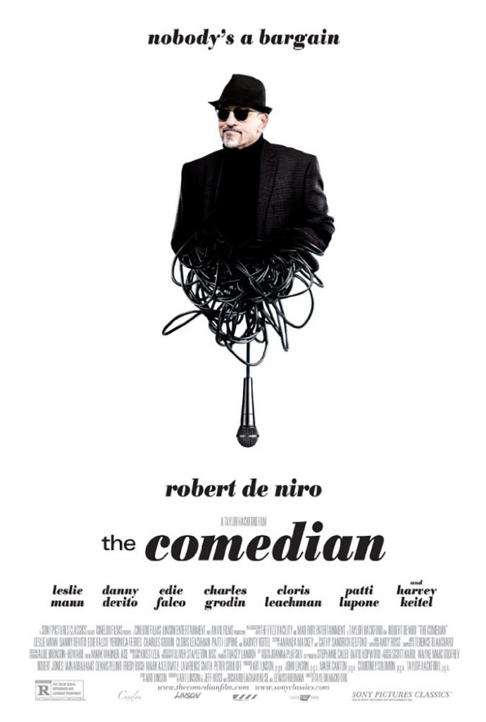 Movie Review: The Comedian