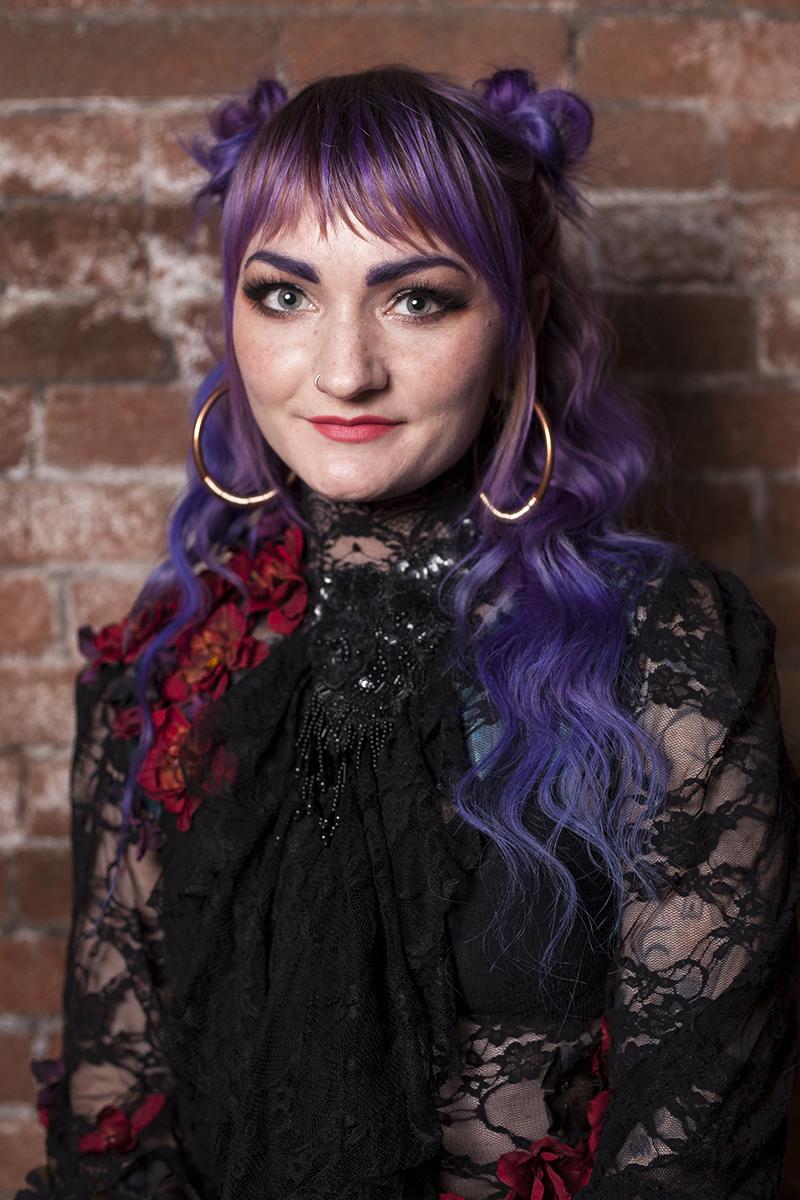 Andrea Hansen of Pretty Macabre | Photo: Jessica Bundy
