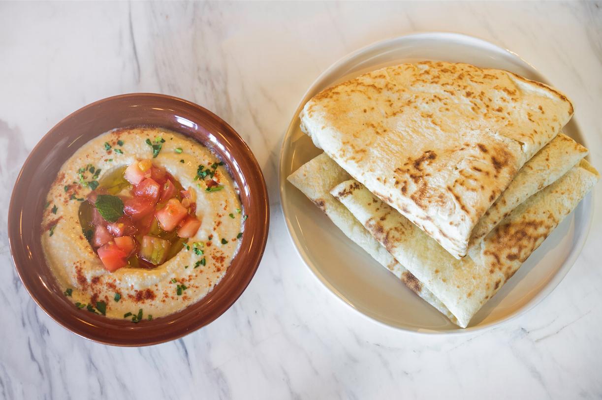 Laziz Kitchen hummus ($6) | Photo: Talyn Sherer