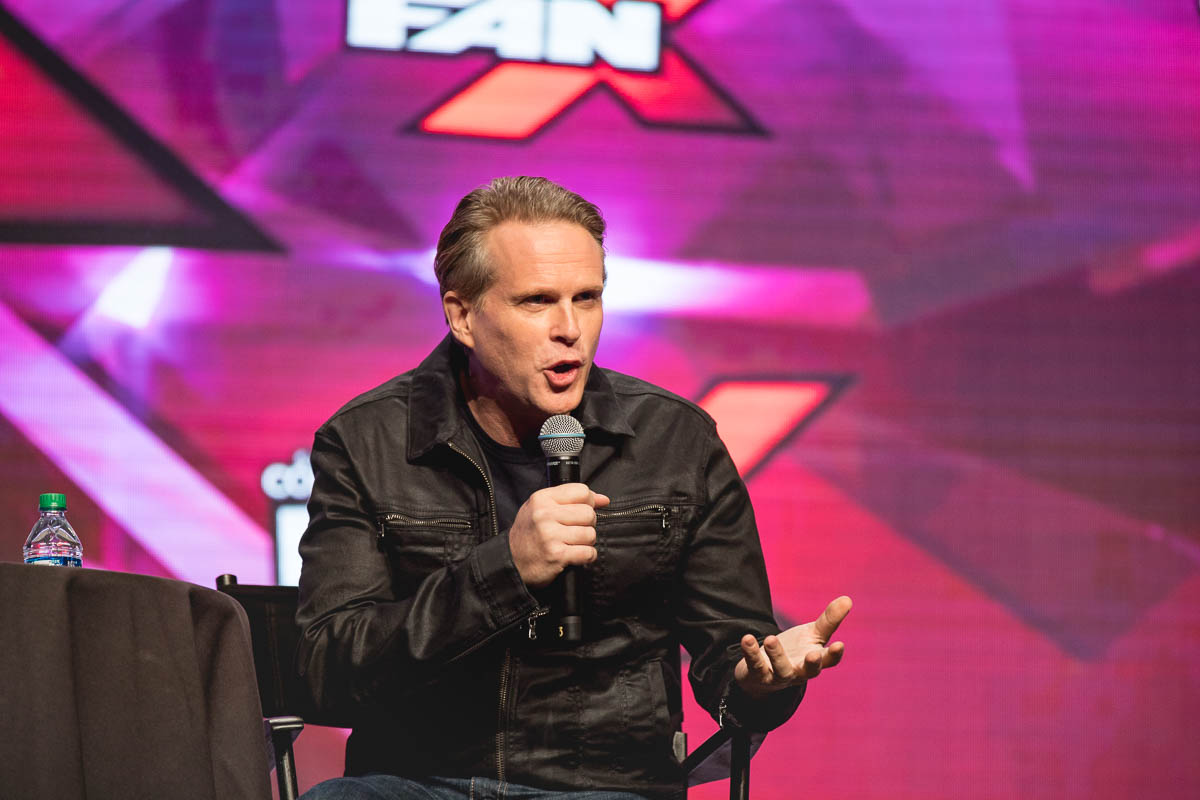 Actor Cary Elwes of Princess Bride talks Andre the Giant, filming in England and the various injuries he sustained while on set. Photo: Lmsorenson.net