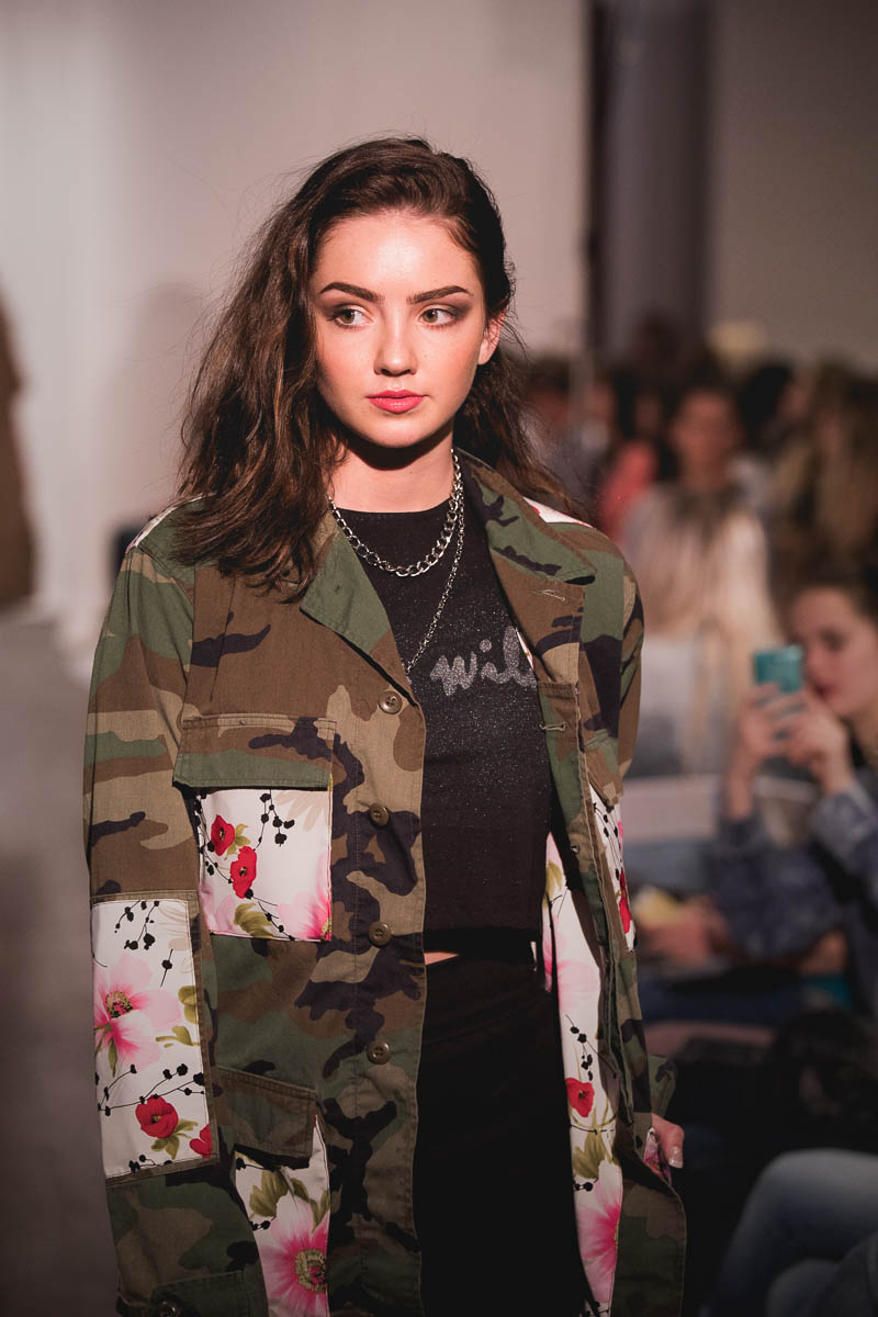 A very cool canvas camo jacket with patch additions. Photo: Lmsorenson.net