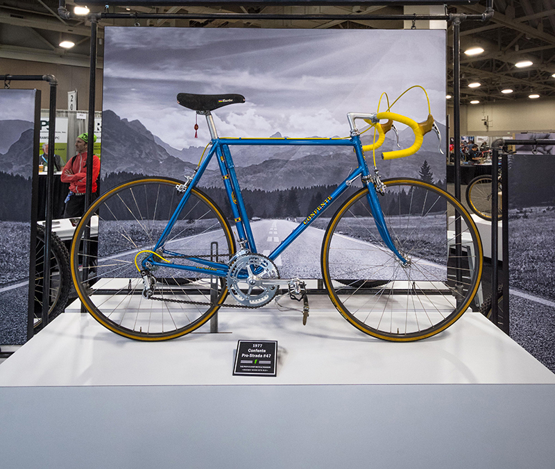 North American Handmade Bicycle Show @ Salt Palace 03.11