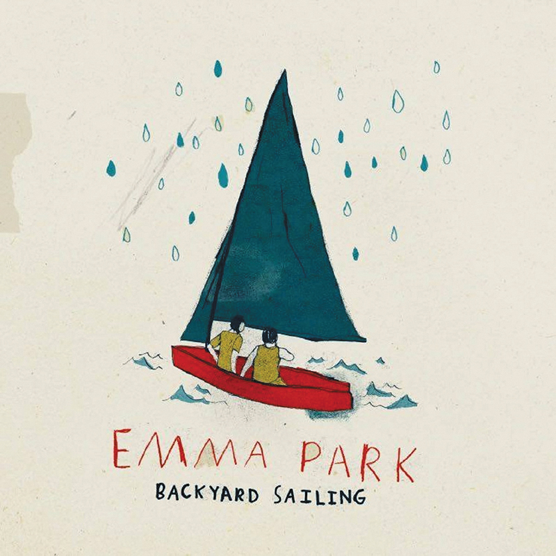 "Emma Park. ""Backyard Sailing."""