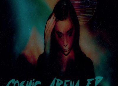 Cosmic Arena | Self-titled | Self-Released