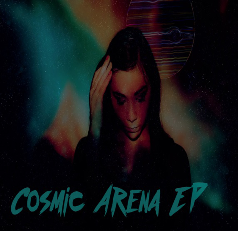 Local Review: Cosmic Arena – Self-titled