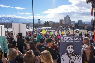 Journey to the Wasatch, a fundraiser for GenR (a group of humanitarians who work with the IRC) will take place on April 19 at the Falls Event Center at Trolley Square. Photo: Janice Ly