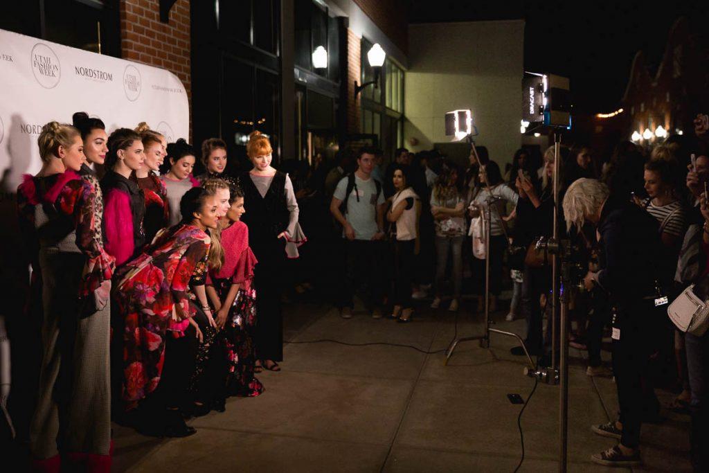 Utah Fashion Week Urban/Streetwear Show @ The Falls Event Center 03.18