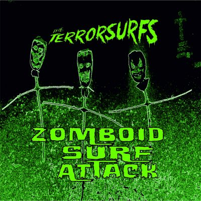 The Terrorsurfs – Zomboid Surf Attack