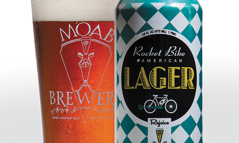 Beer of the Month: Rocket Bike