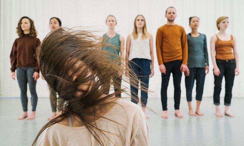 Suite Space dancers. Photo: Motion Vivid