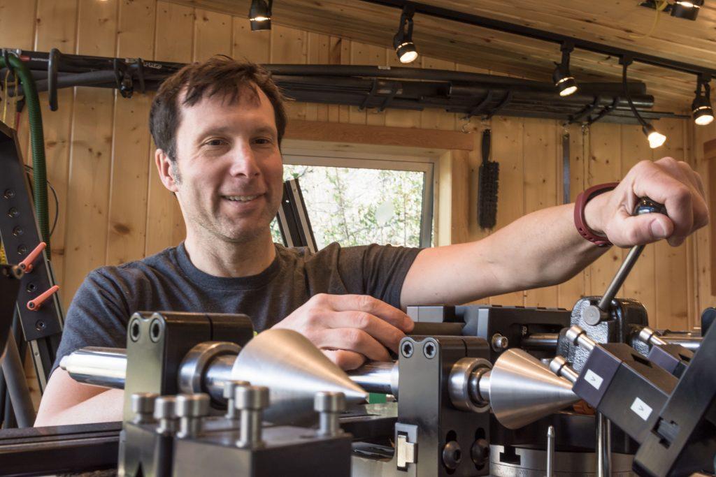 Métier Vélo – Building Momentum: A Look at Four Local Bicycle Craftsmen