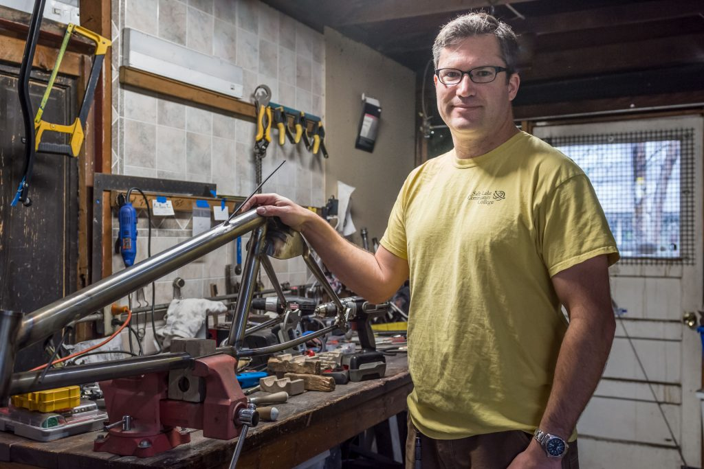 Sixth Law Cycles – Building Momentum: A Look at Four Local Bicycle Craftsmen