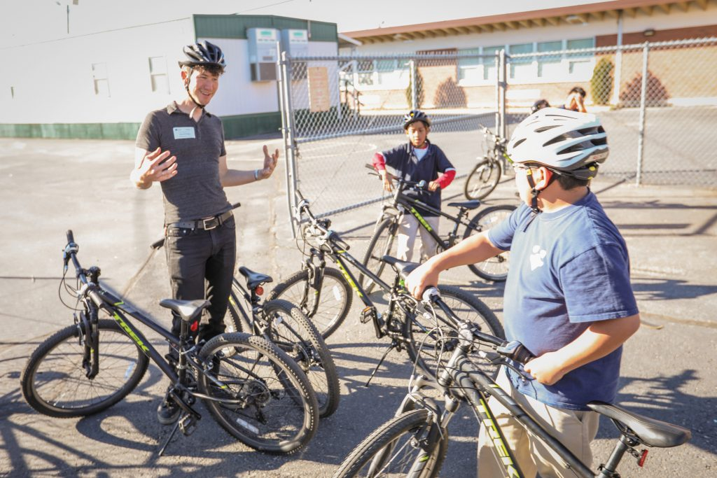 The Best Job in the World: Jace Burbidge & Bike Utah Bring Bike Safety to Local Schools