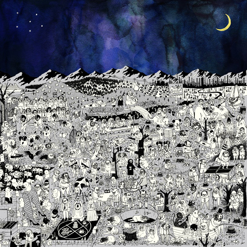 Review: Father John Misty – Pure Comedy