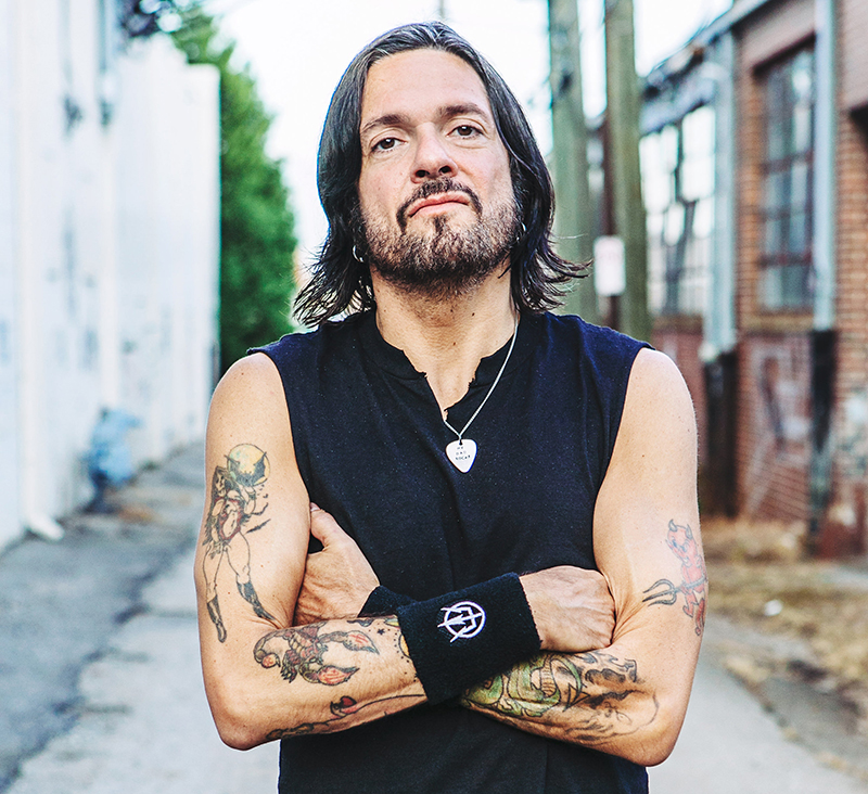 Great Power – Interview with Prong's Tommy Victor